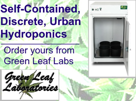 marijuana growing equipment
