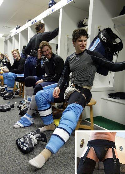hockey-garters