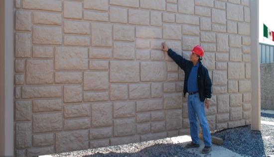 Trump US Mexican border wall