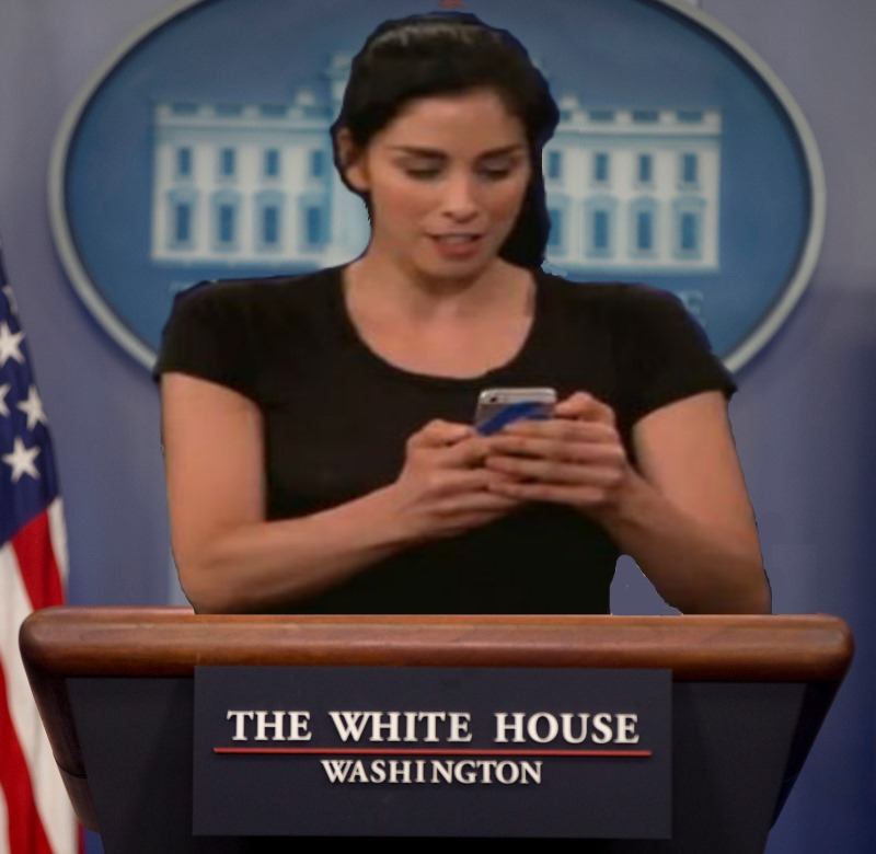 Sarah Silverman Donald Trump