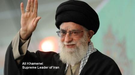 ali-khamenei Iran leader