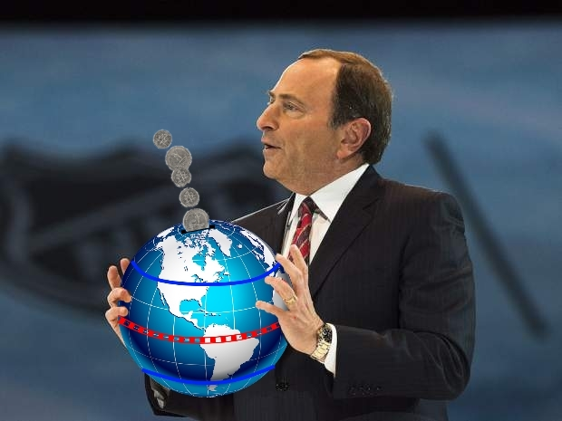 Gary Bettman-world-cup hockey verses Olympics