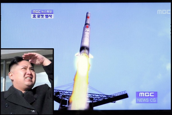 north-korean-rocket launch