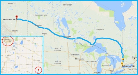 toronto-edmonton-google-map