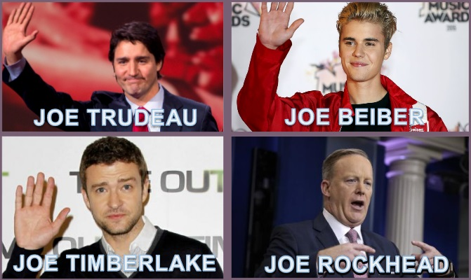 sean-spicer-joe-trudeau