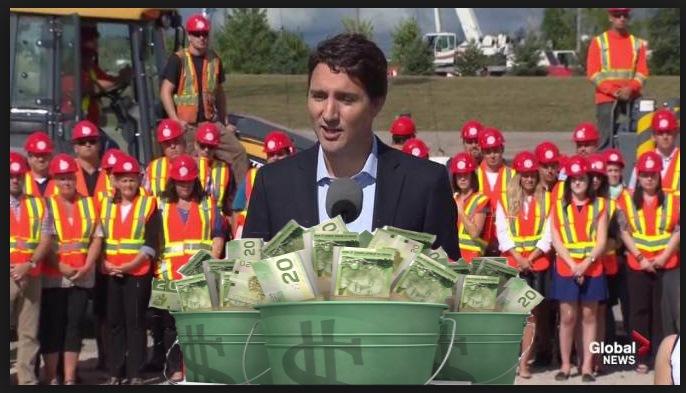 trudeau-infrastructure-spending