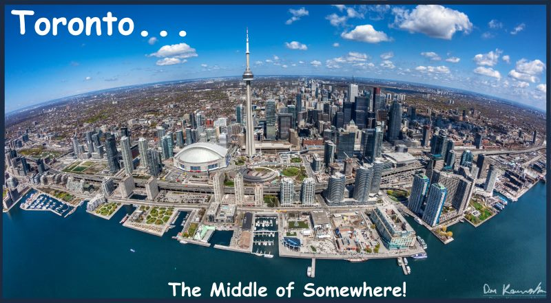 Toronto city slogan