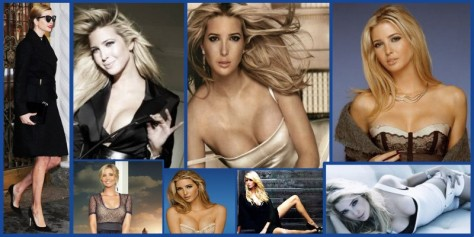 Ivanka Trump Sexy Lingerie