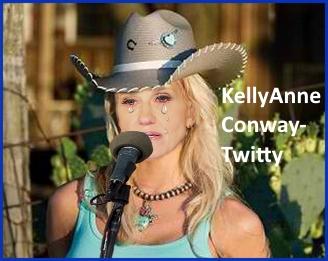 KellyAnne Conway SNL Parody