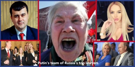 Putins Russian Lawyers attack USA
