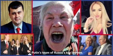 Putins Russian Lawyers attack USA