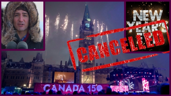 Reason NYE on Parliment will was cancelled
