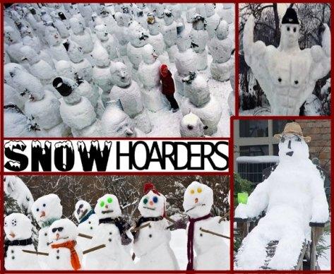 Snow Hoarders
