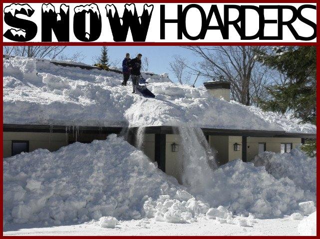 Snow Hoarding